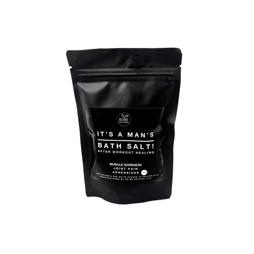 It's A Man's World Bath Salt