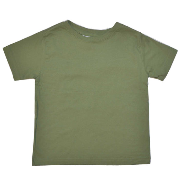 Baby T-Shirts Army Green