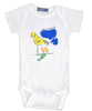 Baby Onesie Yellow Chick