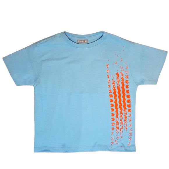 Baby T-Shirts Tire Tracks