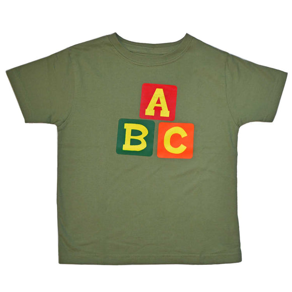Baby T-Shirts ABC