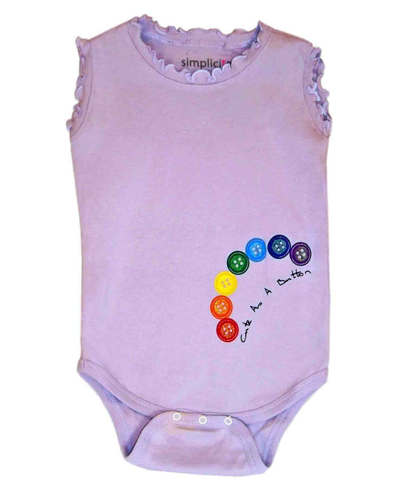 Baby Onesie Button