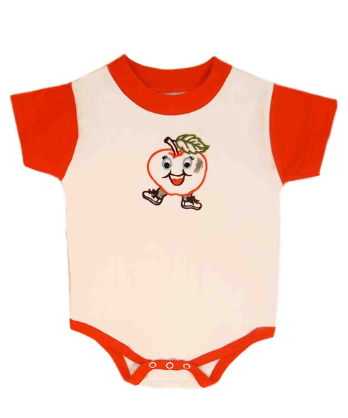 Baby Onesie Apple