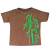 Baby T-Shirts Bamboo Dark Color
