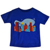 Baby T-Shirts City Royal Blue