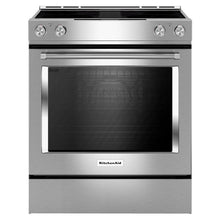 Electrolux Touch 4.5 cu. ft. Gas Range with Front Controls, Self-Cleaning Convection Oven in Stainless Steel