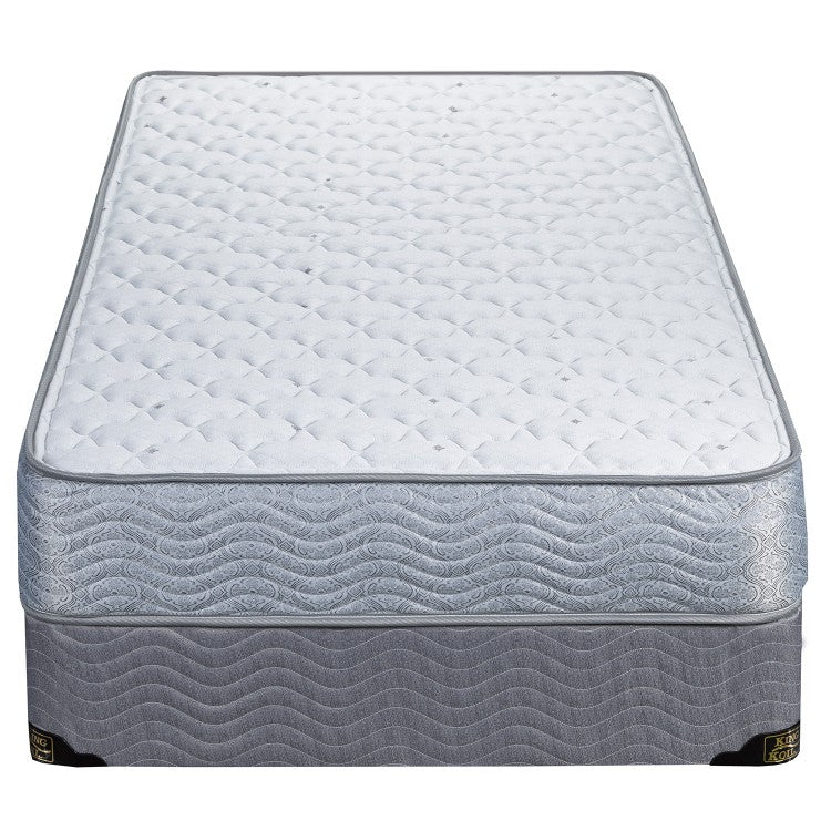 King Coil Queen Size Mattress Tight Top