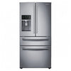 Samsung RF28HMEDBSR French Door Refrigerator with Twin Cooling Plus, 28.15 cu.ft