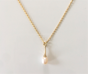 Collier Triangle - loa-boutique