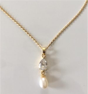 Collier ZIRCONE - loa-boutique