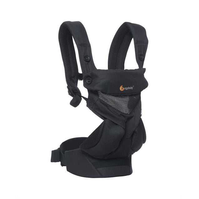Ergobaby Bärsele 360 Cool Air Mesh Svart