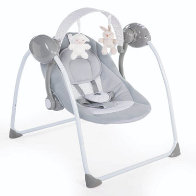 Chicco Babygunga Relax & Play Cool Grey (2238411178082)