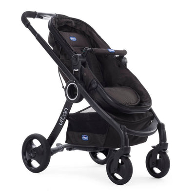 Chicco Barnvagn Urban Plus Crossover Black