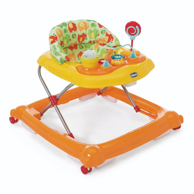 Chicco Gåstol Circus Orange Wave (2239933349986)