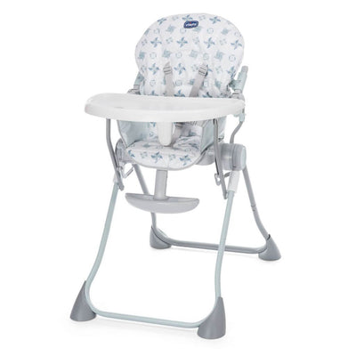 Chicco Matstol Pocket Meal Light Grey (2242240741474)