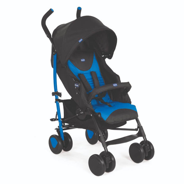 Chicco Paraplyvagn Echo Mr. Blue (2238603329634)