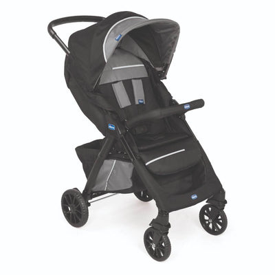Chicco Sulky Kwik One Jet Black