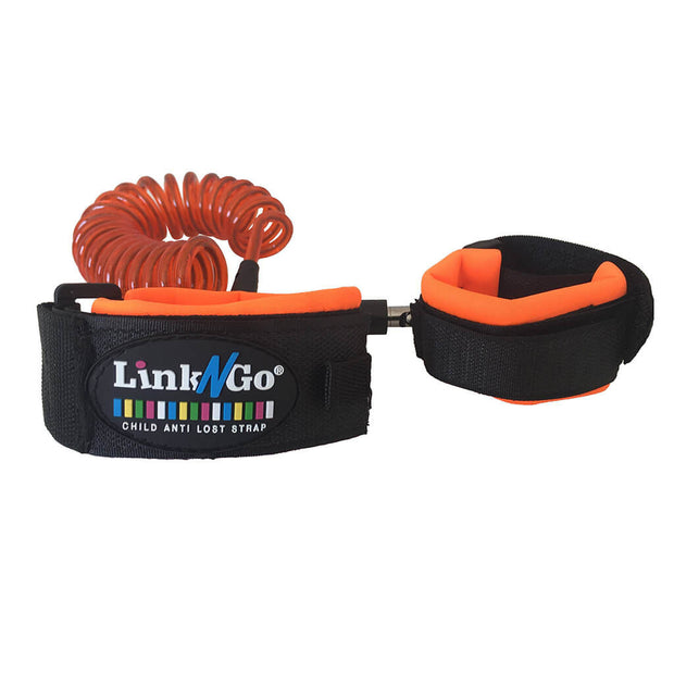 LinknGo Säkerhetsarmband Orange - Minijoy (1801888006242)