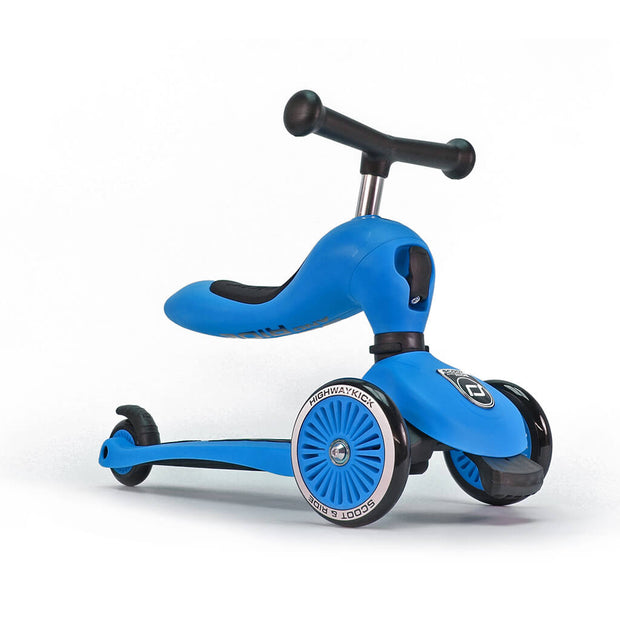 Scoot and Ride Highwaykick 1 Blå - Minijoy