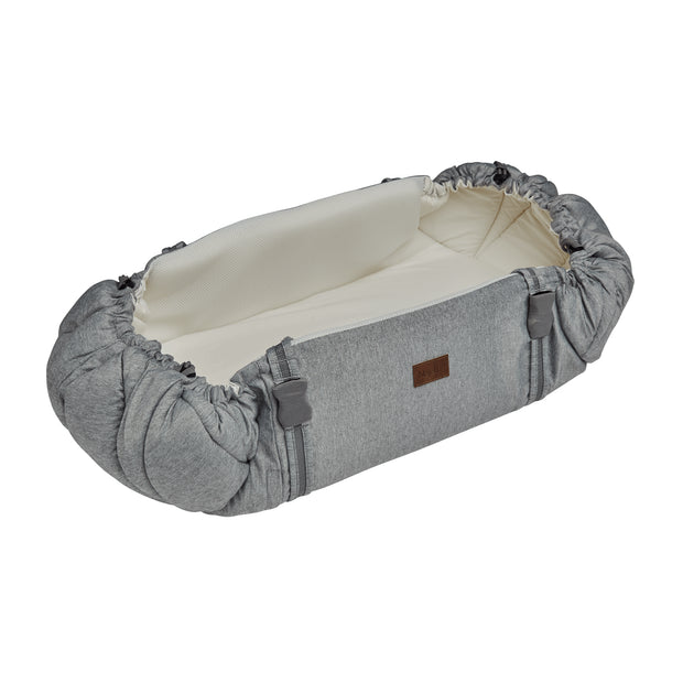 Najell SleepCarrier Babynest Morning Grey (1999554936930)
