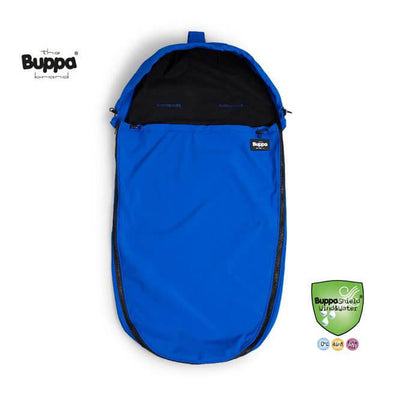The Buppa Brand Åkpåse Softshell Dazzling Blue