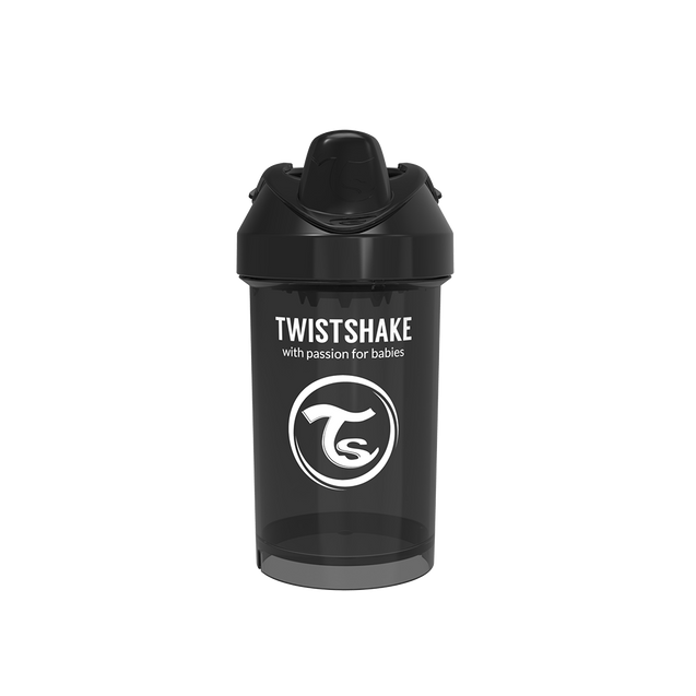 Twistshake Crawler Cup 300ml Svart
