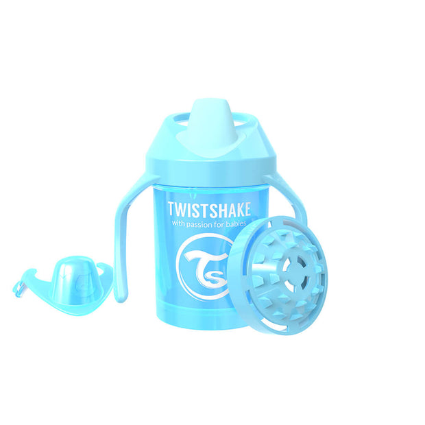 Twistshake Mini Cup 230ml Pastellblå (2069842067554)