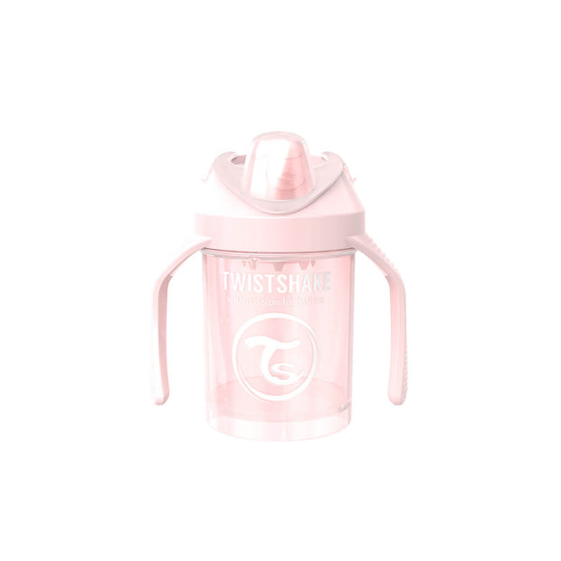 Twistshake Mini Cup 230ml Pastellrosa (2069837316194)