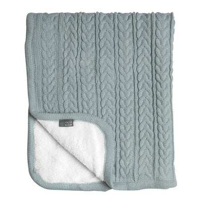 Vinter & Bloom Cuddly Filt Sage Green - Minijoy