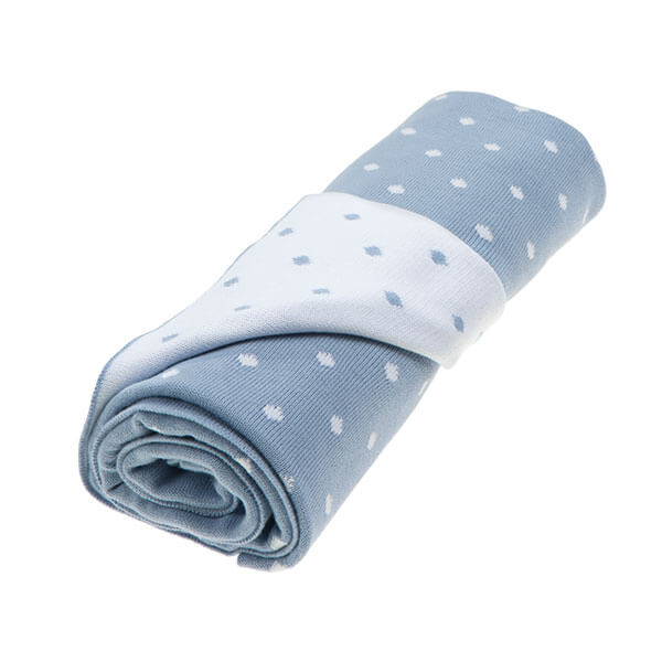 Vinter & Bloom Filt Dots EKO Placid Blue - Minijoy