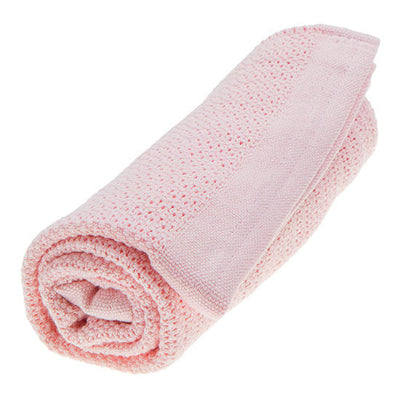Vinter & Bloom Gallerfilt Soft Grid EKO Blossom Pink - Minijoy