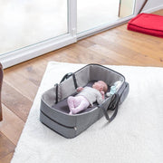 Babymoov Travel Nest - Resenest Smokey - Minijoy (1815597776994)