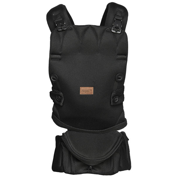 Najell Bärsele Omni Active Mesh Brilliant Black (2010366214242)