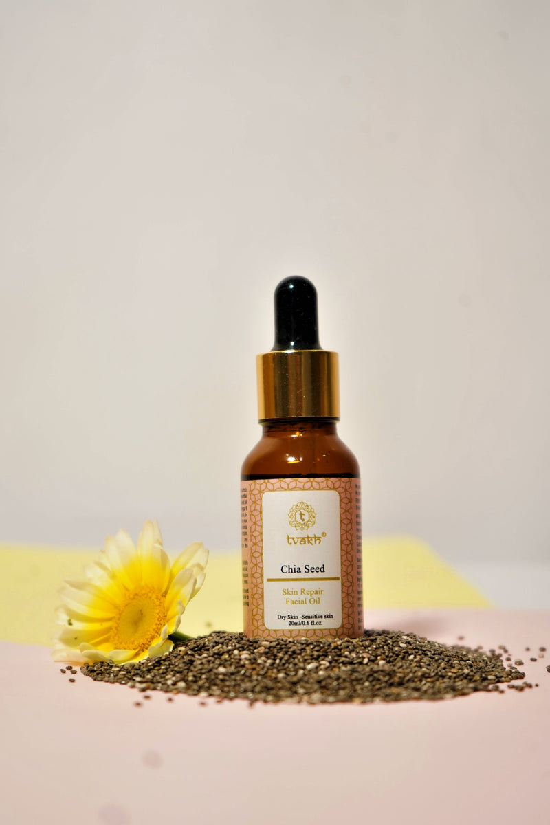 Chia Seed Skin Repair Facial Oil- 20 Ml