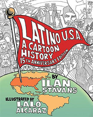 Latino U.S.A. a Cartoon History