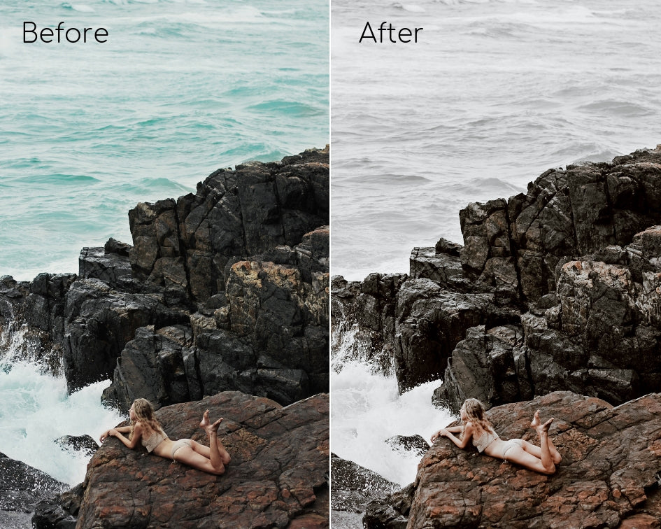 Desktop Lightroom Preset *MINIMALIST*