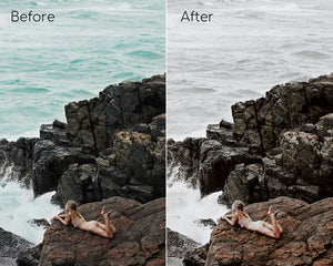 Mobile Lightroom Preset *MINIMALIST*