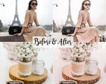 Desktop Lightroom Preset *LA VIE EN ROSE*