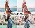 Desktop Lightroom Preset *MERMAID*