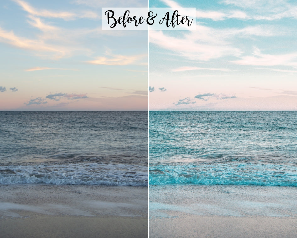 Desktop Lightroom Preset *COTTON CANDY*
