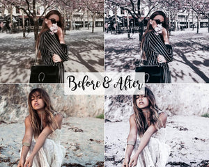 Mobile Lightroom Preset *SELENE*