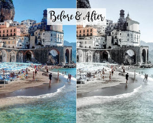 Desktop Lightroom Preset *ECLIPSE*