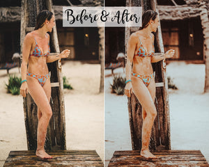 Desktop Lightroom Preset *TAHITI*