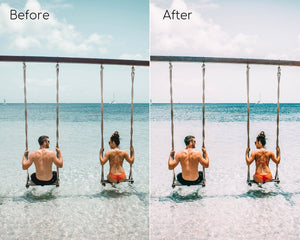 Desktop Lightroom Preset *ALOHA*