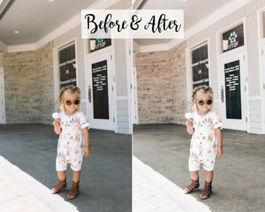 Desktop Lightroom Preset *BABYCCINO*