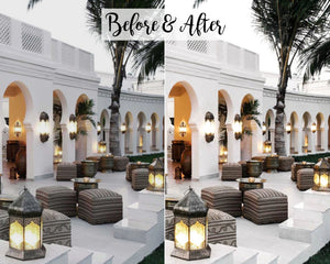 Mobile Lightroom Preset *TROPICANA*