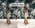 Desktop Lightroom Preset *SEYCHELLES*