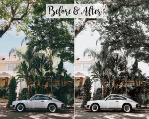 Mobile Lightroom Preset *LIFESTYLE*