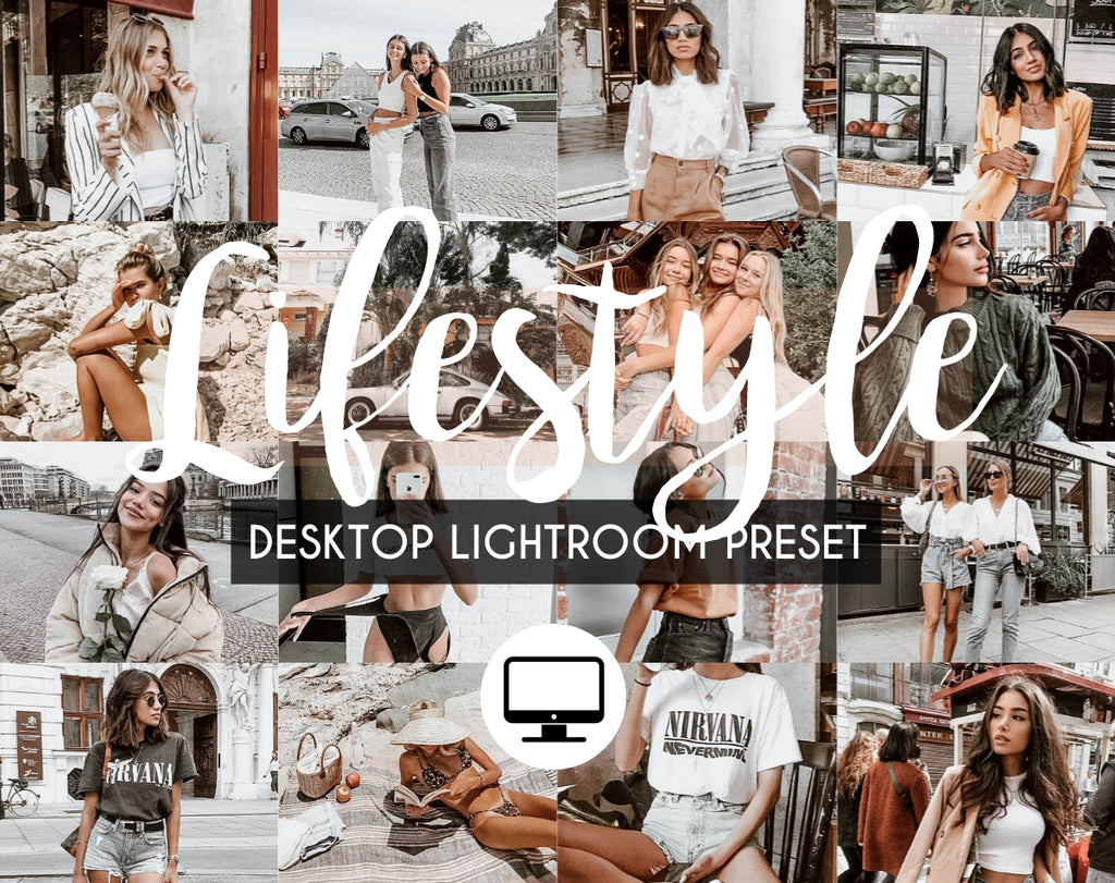 Desktop Lightroom Preset *LIFESTYLE*