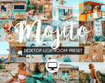 Desktop Lightroom Preset *MOJITO*